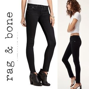 7329 Rag and Bone Skinny Jeans Size 29